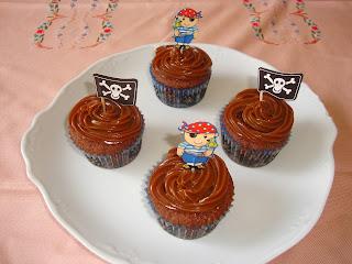 Muffins pitaras