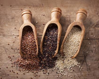 Variety of Quinoa