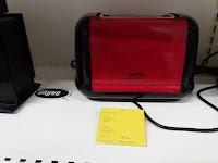 Tefal Subito 3 toaster