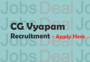 CG RAEO Recruitment 2017