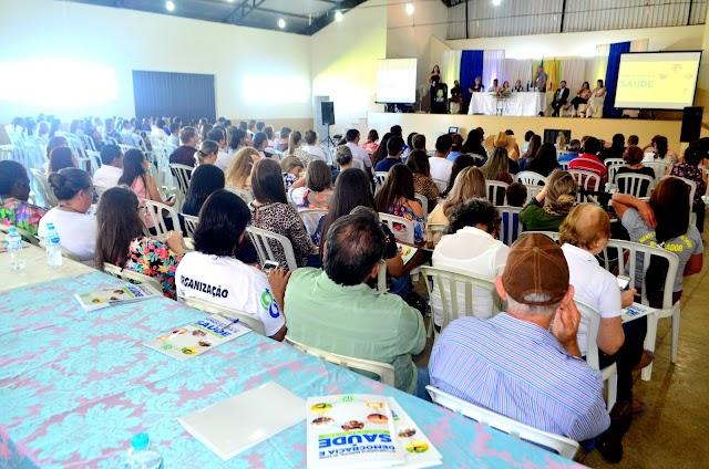 12ª Conferência Municipal de Saúde em Roncador