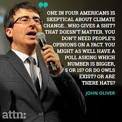 John Oliver is a Moron