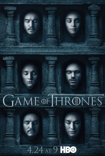 Download Game of Thrones S06E04 HDTV 720p 300MB