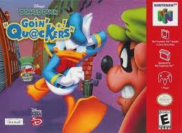 Roms de Nintendo 64 Disneys Donald Duck - Goin Quackers (Español).rar ESPAÑOL descarga directa