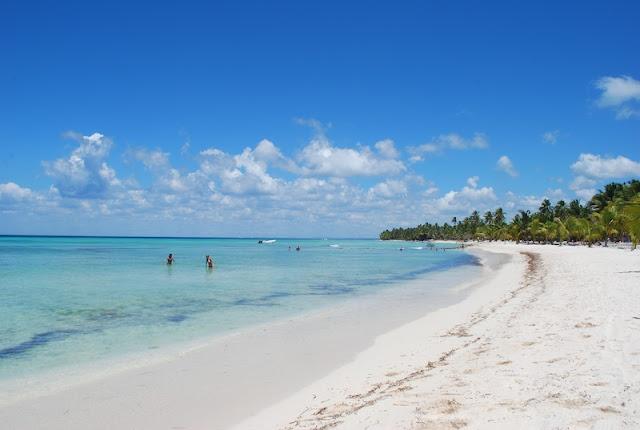 Como é a Ilha Saona em Punta Cana