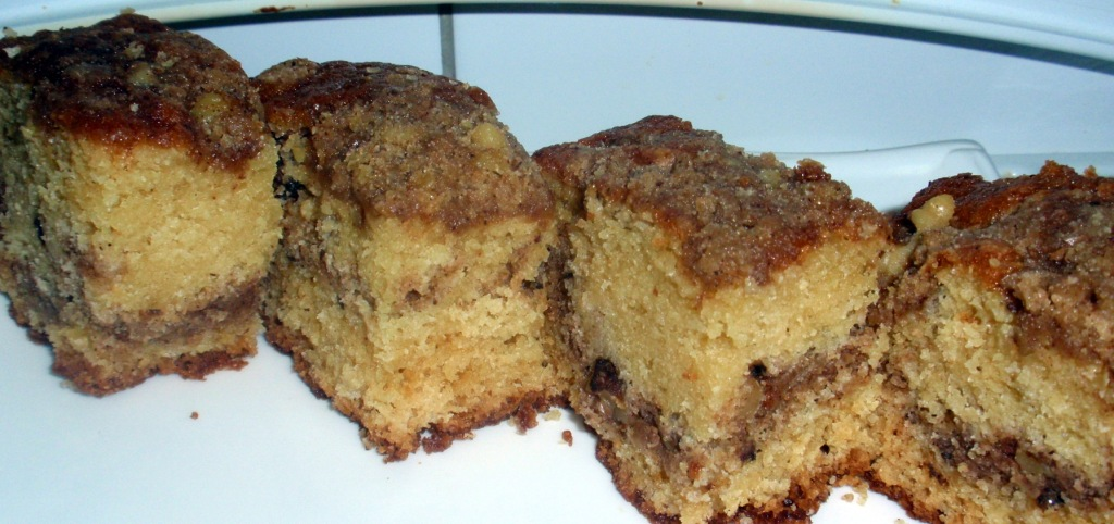 Brown Eyed Baker Crowd Pleaser Coffee Cake