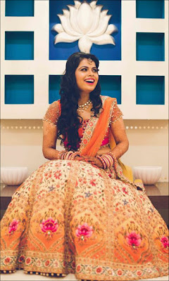 Traditional-indian-bridal-half-saree-designs-for-weddings-14