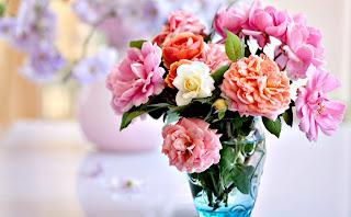 Gambar Wallpaper Bunga Cantik Indah