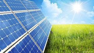 Energi alternatif yaitu Energi matahari