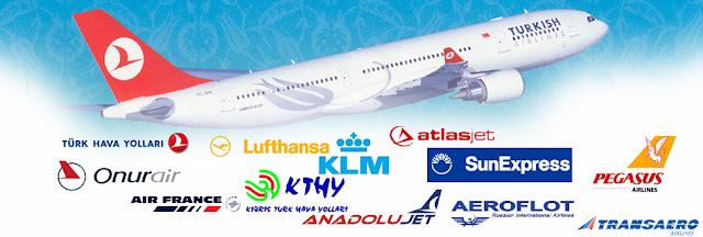 Rio De Janeiro uçak bileti fiyatları