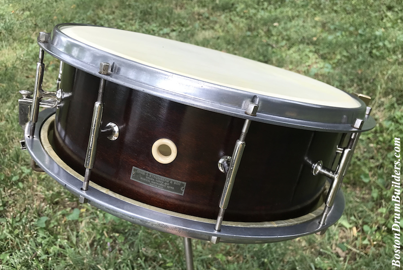 Charles A. Stromberg & Son Supertone Snare Drum