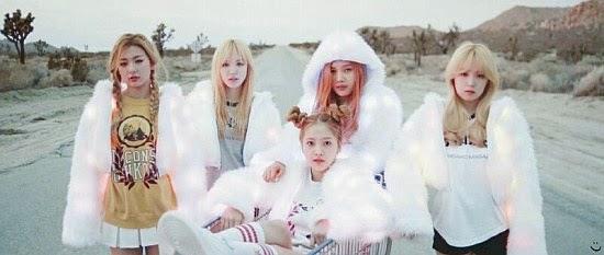 KPKF] Girl groups' first winning songs - Netizen Nation