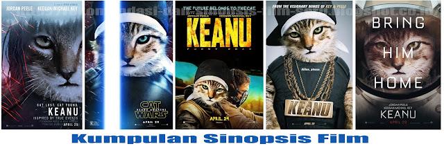 Sinopsis Film Keanu 2016