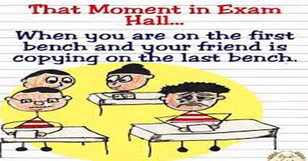 The Examination Hall Essay In English Hania Naz Grammar