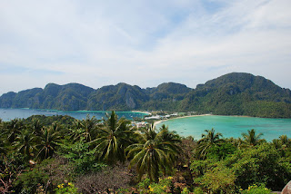Playa Ko Phi Phi Don Tailandia