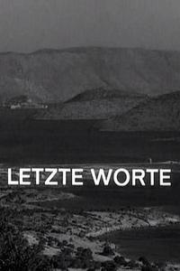 Watch Last Words Online Free in HD