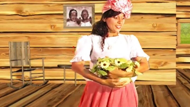 Lidis Lamorú - ¨Curioso negrito¨ - Videoclip - Dirección: Mario Leclere - Orlando Pérez. Portal Del Vídeo Clip Cubano - 06