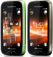 Sony Ericsson Mix Walkman WT13i dibawah 1 juta