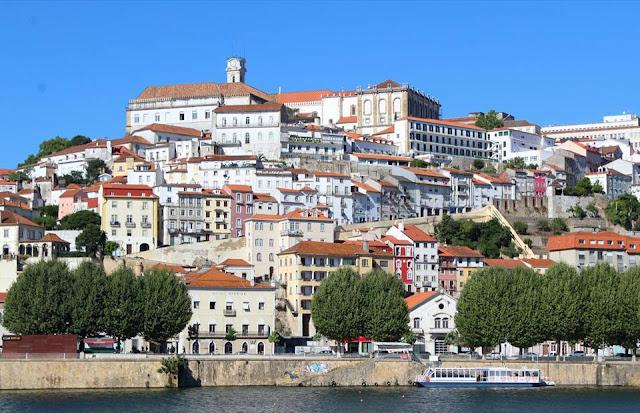Coimbra+portogallo+itinerario+3+settimane