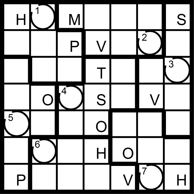 Magic Word Square: New Word Sudoku (Punnish Sudoku) Puzzles for ...