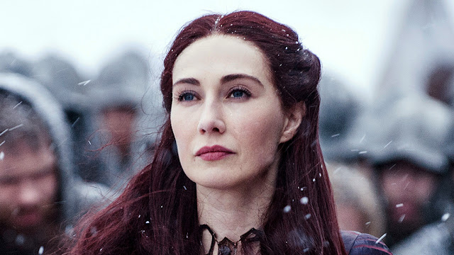 Game of Thrones 6ª temporada revela uma Melisandre diferente