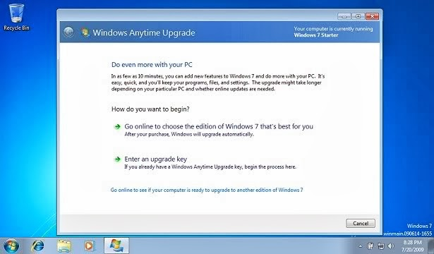 windows 7 anytime upgrade | Download Direct Links Games ...