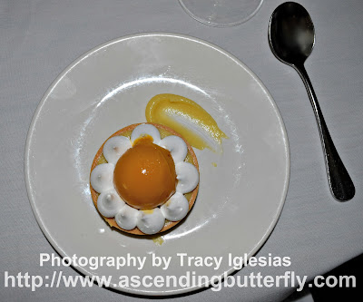 QI Signature Lemon Meringue Tart