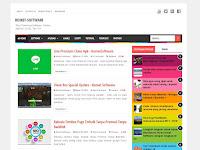 Download Template Evo Mags Asli - Komet Software