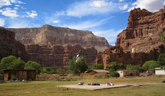 İzole Toplum: Supai Köyü, Arizona