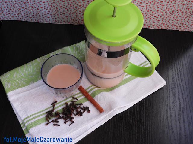 """Indyjska herbata """"Masala chai"""" - CZYTAJ DALEJ"""