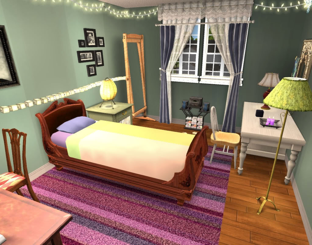 Twoflower's Sims 2 Lots: Twilight: Bella Swan's House