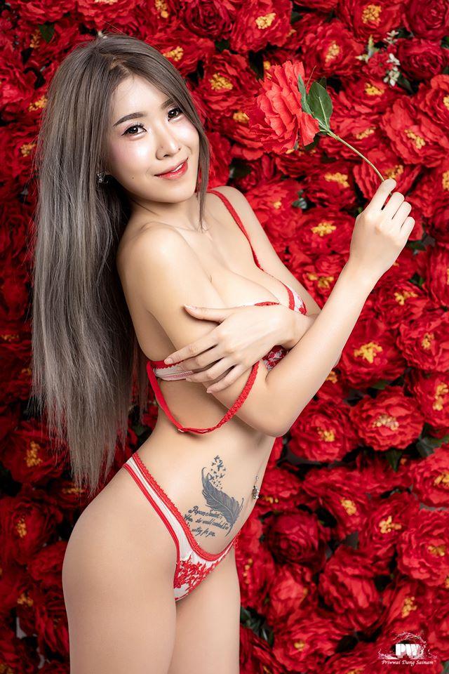 Thailand Beautyful Girl Pic No.215     Popcon Suwimon