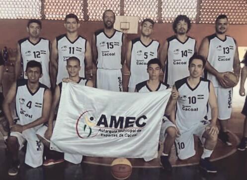 Cacoal joga contra Pimenta Bueno na fase regional do JIR de Basquetebol