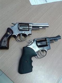 Forças de Segurança da Paraíba apreendem mais de 970 quilos de drogas e 2.454 armas de fogo
