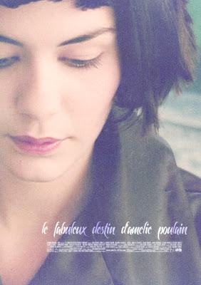 Cartel de la película francesa Amélie