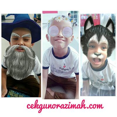 irfan, irfan hensem, irfan 5 tahun, birthday 5 tahun