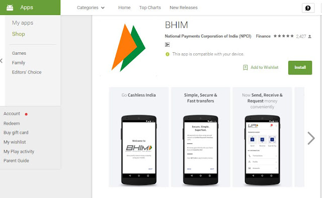 Aadhaar based BHIM App: Important Things to Know About This Digital Revolutionary App