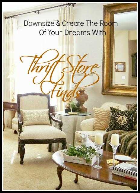 A stroll thru life how to downsize create your dream for Dream room creator