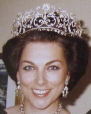princess olga yugoslavia diamond floral tiara boucheron abamelek lazarev