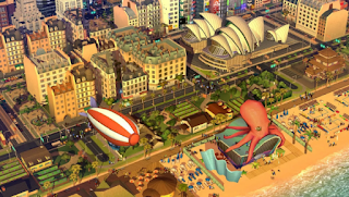 SimCity BuildIt v1.15.9.48109 Mod Apk