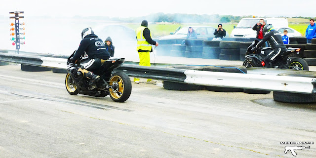 Mercenary Garage - Bishopscourt Drag Racing