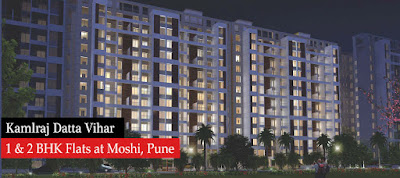 Properties In Moshi At Kamalraj Datta Vihar