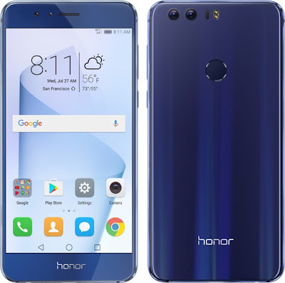 Top 5 Best Huawei Mobile Phones Under $500 in 2017 - Huawei Honor 8