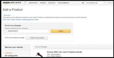 Cara Menjual Di Amazon