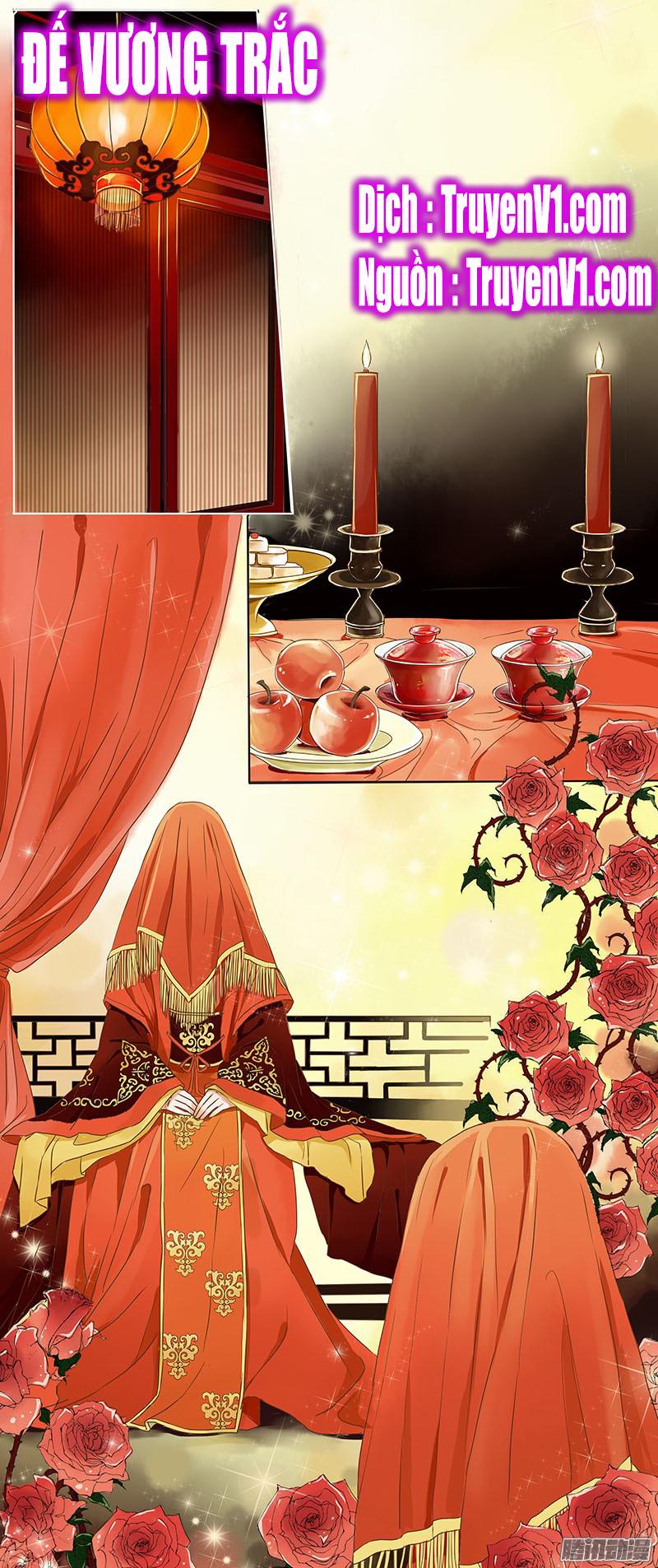Đế Vương Trắc Chap 1 page 2 - Truyentranhaz.net