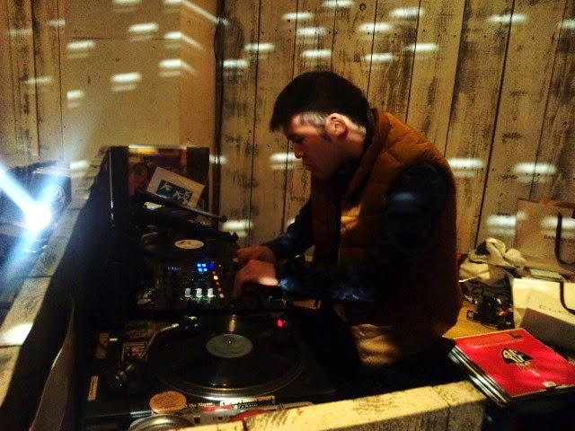 DJ-モミー@Qunitet 梅ヶ丘
