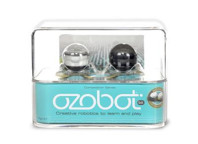 ozobot educational toy robot