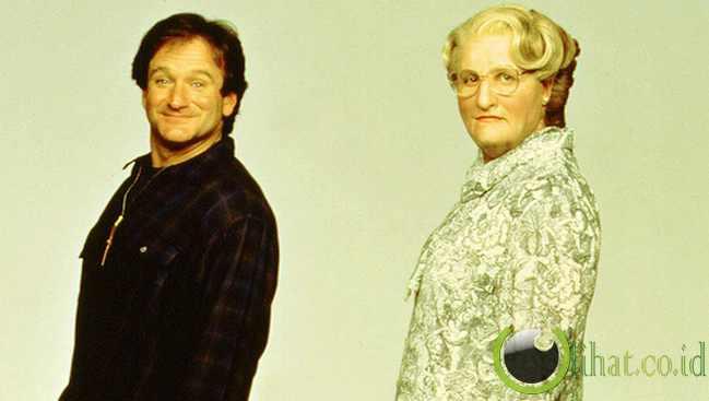Robin Williams Film: MRS. DOUBTFIRE