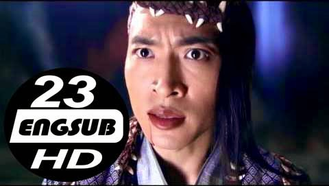 G Drama Swords Of Legends Gu Jian Qi Tan Episode 23 Hd Engsub