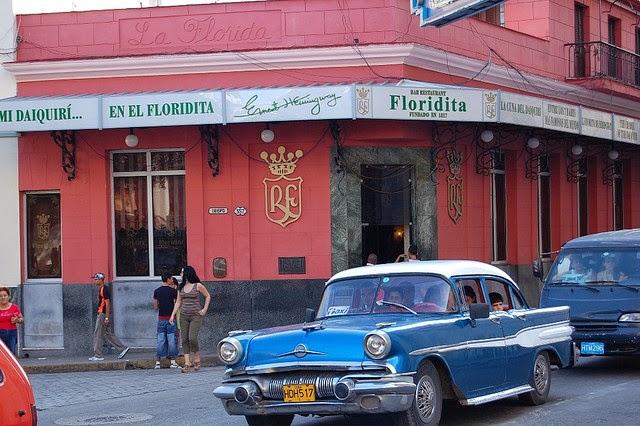 Este año celebrará su bicentenario el bar-restaurante Floridita, conocido como cuna del daiquirí.